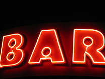 Star Bar, Austin 2008. (Photo: Peter Hall)