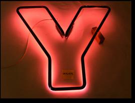 Litebrite backlit neon. (Photo: http://www.litebriteneon.com/)