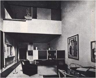Le Corbusier Pavilion l'Esprit Nouveau