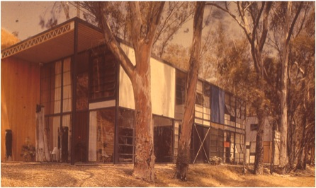 Charles & Ray Eames, Case Study House #8