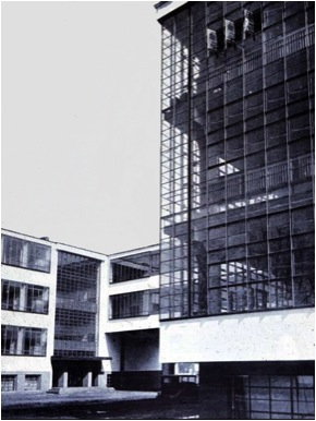 Gropius Bauhaus Workshop Block