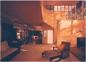 Richard Neutra, Lovell House, Los Angeles