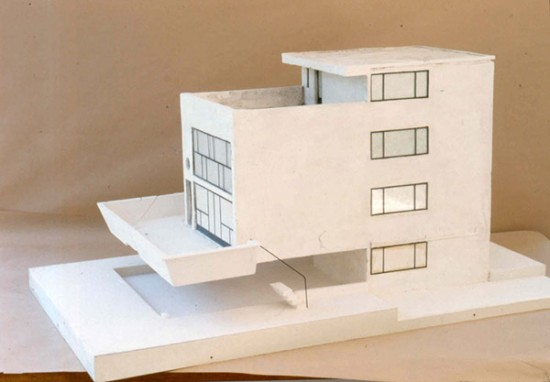 Le Corbusier, Maison Citrohan II