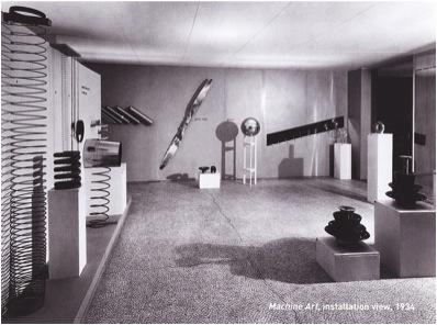 MoMA Machine Age exhibition