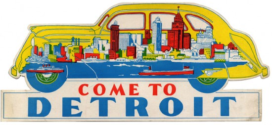 Come to Detroit