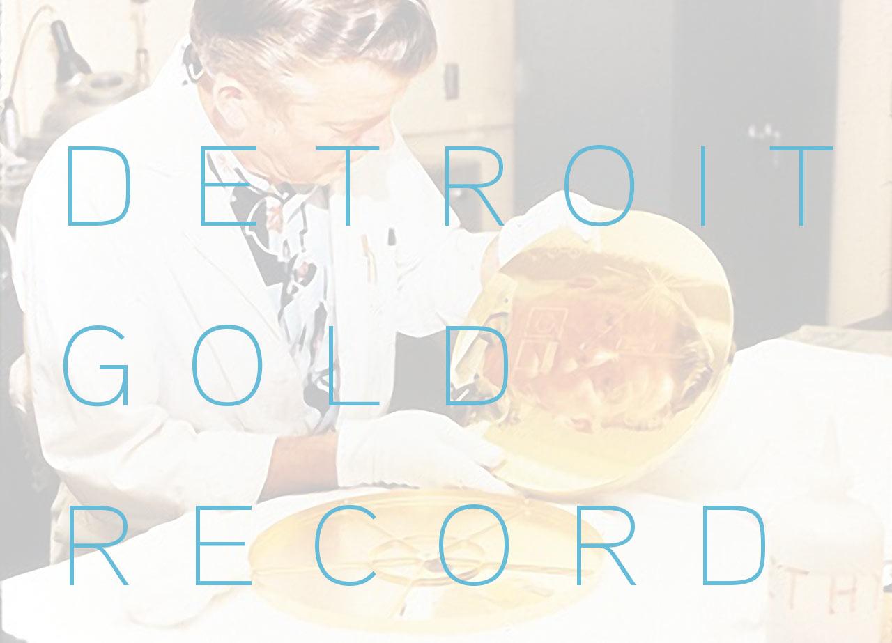Detroit Gold Record