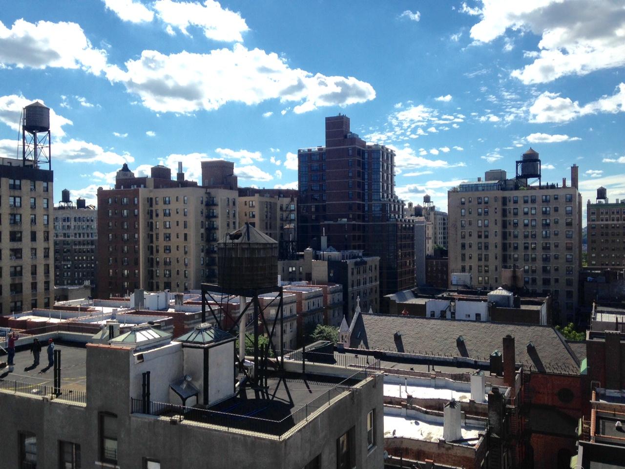 Window View NYC apt